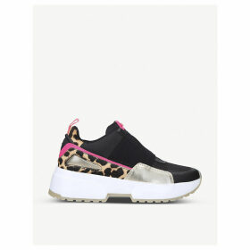 Cosmo woven trainers