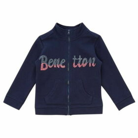 Benetton Zip-up sweatshirt