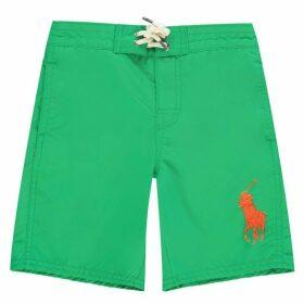 Polo Ralph Lauren Polo Boy's Big PP Swim