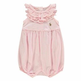 Polo Ralph Lauren Polo Girl's Gingham Bubble