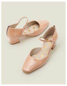 Helena Low Heels Natural Women Boden, Pink