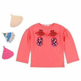 Billieblush Girl Shirt Set