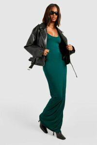 Womens Maxi Dress - Green - 8, Green