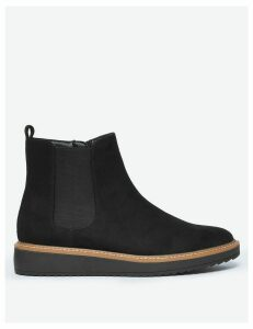M&S Collection Flatform Chelsea Boots