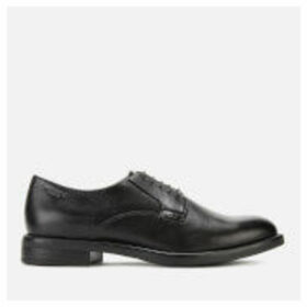 Vagabond Women's Amina Leather Derby Shoes - Black - UK 8 - Black