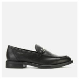 Vagabond Women's Amina Leather Loafers - Black - UK 7 - Black