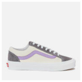 Vans Women's Style 36 Retro Sport Trainers - Quiet Shade/Fairy Wren - UK 8