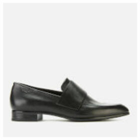 Vagabond Women's Frances Leather Slip-On Shoes - Black - UK 4 - Black