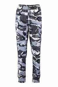 Womens Camo Sweat Jogger - grey - 14, Grey
