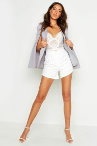 Womens Tall Cape Blazer - Grey - 14, Grey