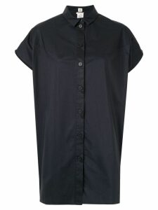 Hermès Pre-Owned long short-sleeve shirt - Blue
