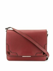 Cartier logo crossbody bag - Red