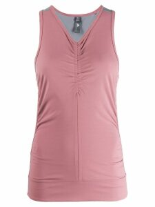adidas by Stella McCartney racerback training top - PINK
