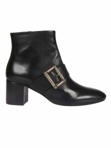 Anna Baiguera Annalia Buckle Ankle Boots