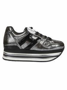 Hogan H473 Platform Sneakers