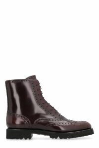 Churchs Cammy Leather Brogue Shoes