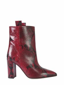 Paris Texas Leather Boot