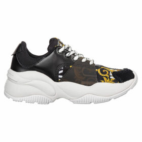 Versace Jeans Couture Logo Baroque Sneakers