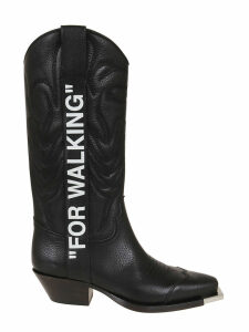 Off-White for Walking Cowboy Boot