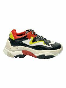 Ash Sneakers Nero Rosso Giallo