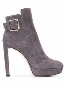Jimmy Choo Britney 115 boots - Grey