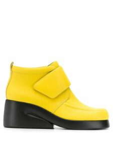 Camper Kaah boots - Yellow