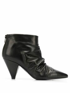 Marc Ellis pointed toe ankle boots - Black