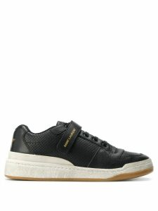Saint Laurent Age low top sneakers - Black