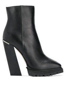 Jimmy Choo Madra 130 platform boots - Black