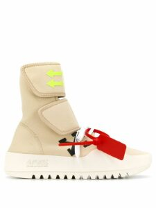 Off-White CST-100 sneakers - NEUTRALS