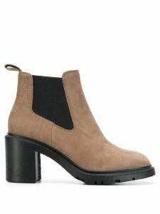 Camper Whitnee ankle boots - Grey