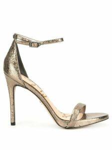 Sam Edelman Ariella heeled sandals - Metallic