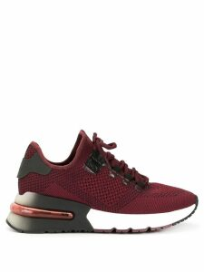 Ash Krush Bis lace-up sneakers - Red