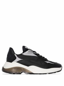 Axel Arigato Swipe low-top sneakers - Black