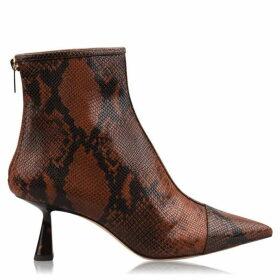 Jimmy Choo Kix 65 Snake Skin Boots