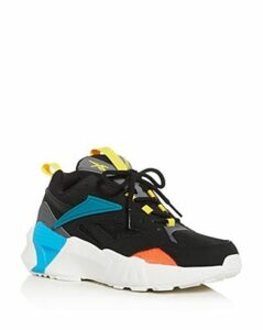 Reebok Women's Aztrek Double Mix Pops Low-Top Sneakers