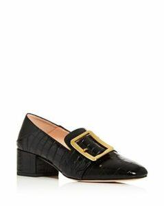 Bally Women's Janelle Block-Heel Loafers
