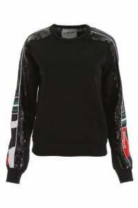Iceberg Sweatshirt With Sequins