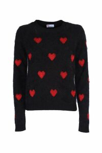 Red Valentino mohair pullover
