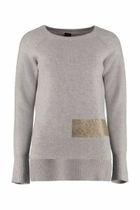 Pinko Giapponese Wool And Cashmere Sweater