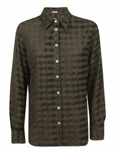 Massimo Alba Patterned Shirt