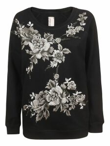 Antonio Marras Floral Sweatshirt