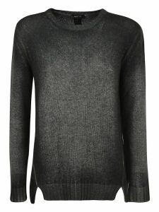 Avant Toi Round Neck Shadows Sweater