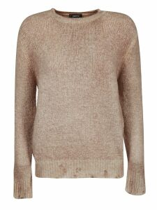 Avant Toi Destroyed Edges Sweater