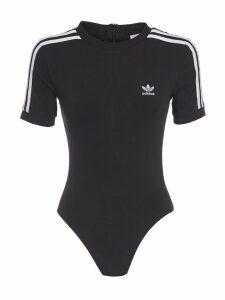 Adidas Originals Adidas Black Body With Short Sleeves