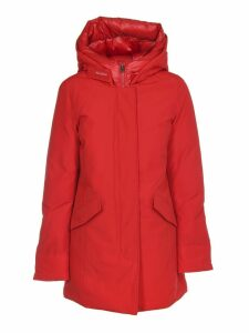 Woolrich Ws Arctic Parka Red