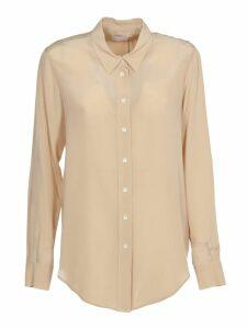 Calvin Klein Poudre Silk Shirt