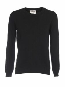 SEMICOUTURE Black Sweater