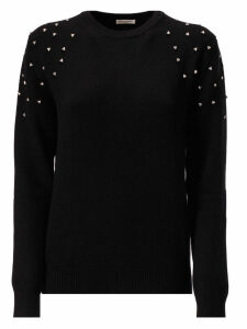 Saint Laurent Studded Sweater