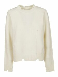 Maison Margiela Distressed Sweater